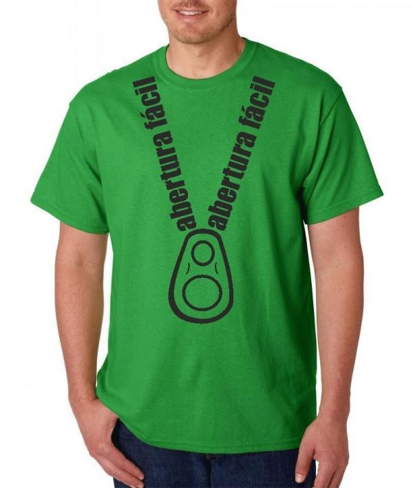 Imagens T-shirt  -Abertura Fácil