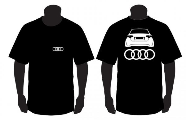 Imagens T-shirt para Audi A4 B7