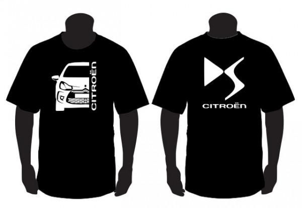 T-shirt para citroen ds3 2017