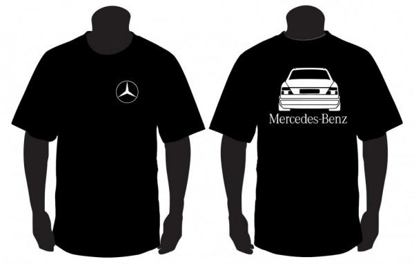 Imagens T-shirt para Mercedes-Benz w124 Traseira