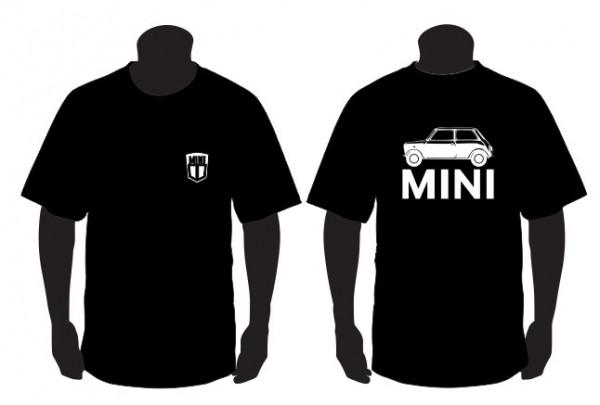 Imagens T-shirt  para Mini Clubman 1975