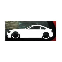 Autocolante - BMW Z4 Coupe
