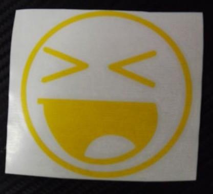Autocolante - Happy Smile