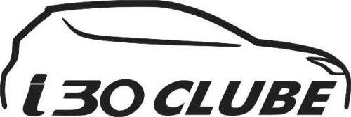Imagens Autocolante - i30 Clube