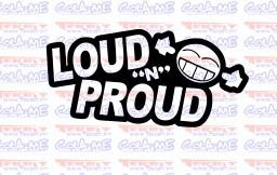 Autocolante - Loud N Proud