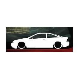 Autocolante - Opel Calibra