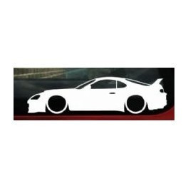 Autocolante - Toyota Supra MK4