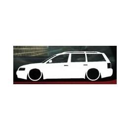 Autocolante - Volkswagen Passat 3B Variant
