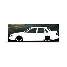 Autocolante - Volvo 460