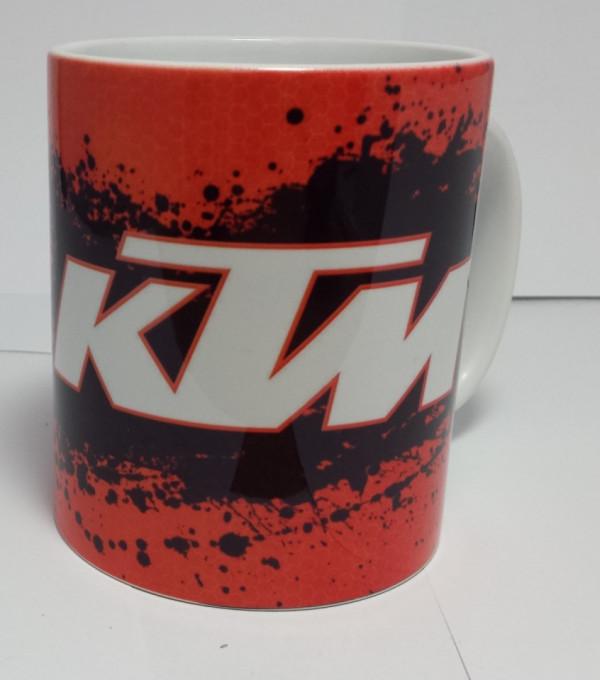 Caneca com KTM