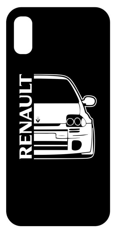 Imagens Capa de telemóvel com Renault Clio 2 Faze 1