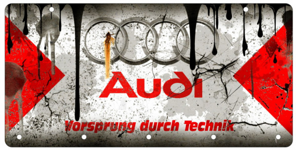 Imagens Chaveiro em Acrílico com Audi