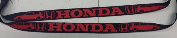 Fita Porta Chaves para Honda Civic EG6