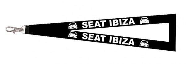 Fita Porta Chaves para Seat Ibiza 6J