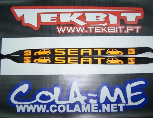 Fita Porta Chaves - Seat Ibiza 6K