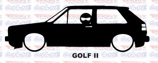 Golf II Com Stig