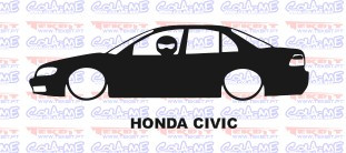 Honda Civic Com Stig