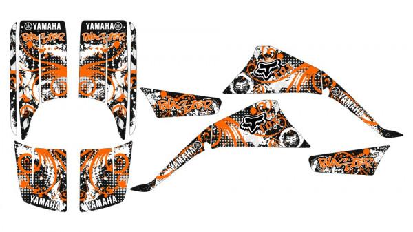Imagens Kit Autocolantes Para Yamaha Blaster 200