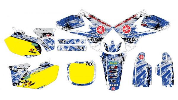 Imagens Kit Autocolantes Para Yamaha YZF 250 / 450 03-05