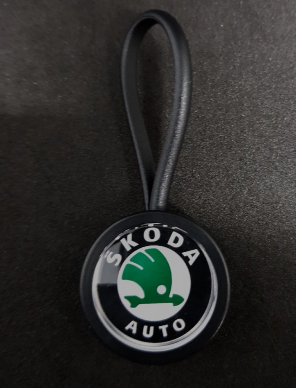 Imagens Porta Chaves para Skoda