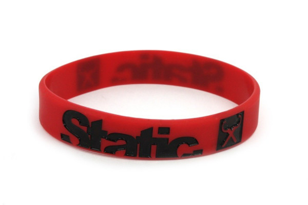 Pulseira para Static Vermelho