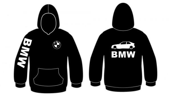 Sweatshirt com capuz para BMW E36 Compact