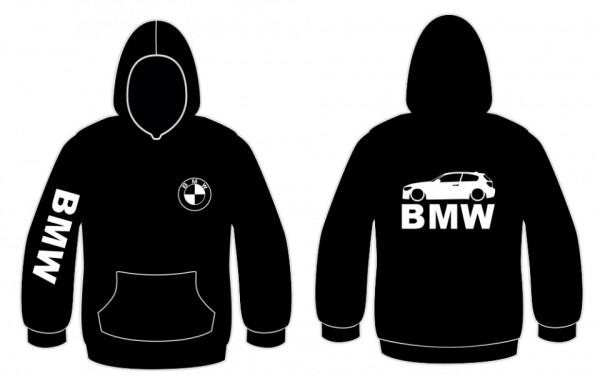 Sweatshirt com capuz para BMW F20 Serie 1