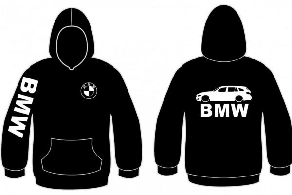 Sweatshirt com capuz para Bmw F31