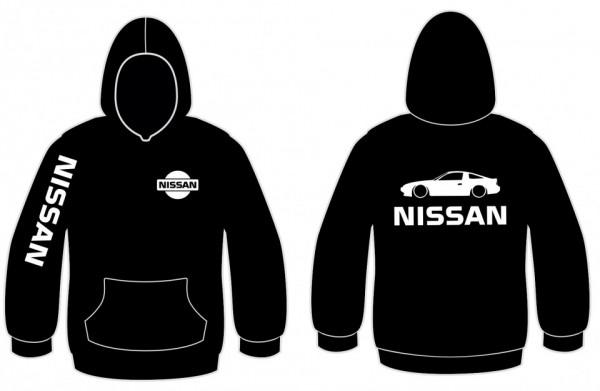 Imagens Sweatshirt com capuz para Nissan 200SX