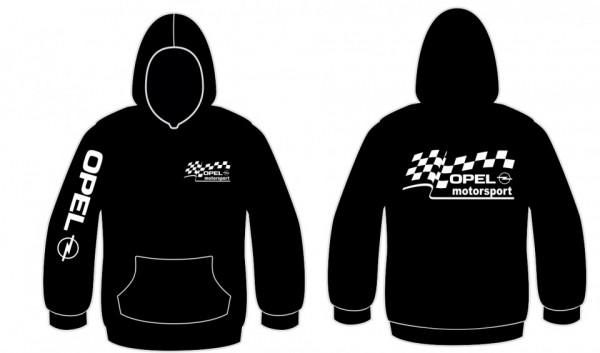 Imagens Sweatshirt com capuz para Opel Motorsport