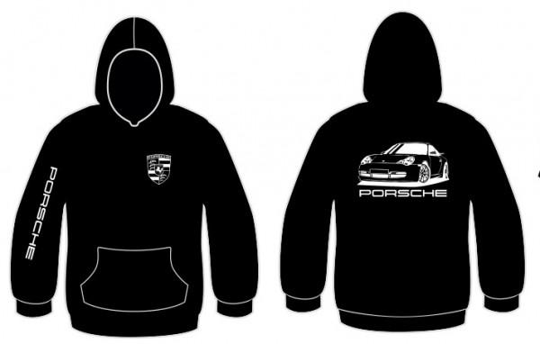 Sweatshirt com capuz para Porsche 911 GT3