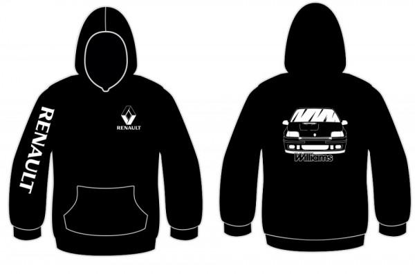 Imagens Sweatshirt com capuz para Renault Williams