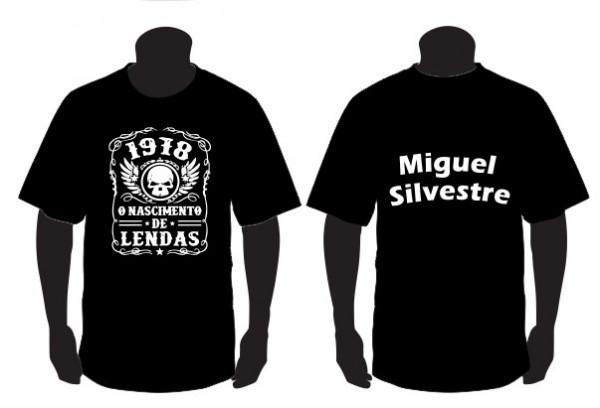 Imagens T-shirt  -  1978