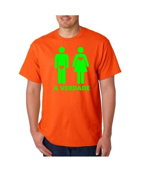 Imagens T-shirt  -  A Verdade