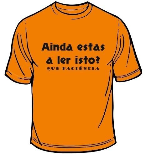 T-shirt - Ainda Estás A Ler Isto