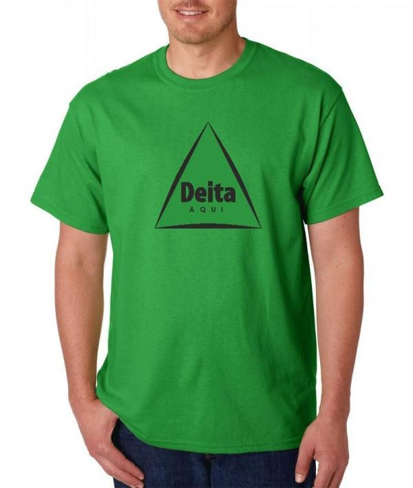 T-shirt  - Deita Aqui