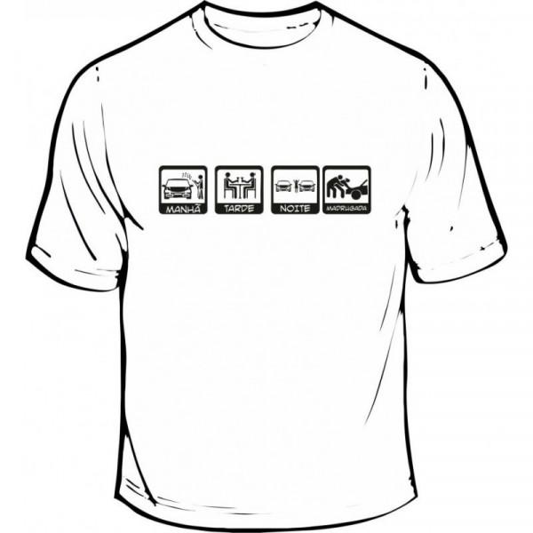 Imagens T-shirt - Manhã Tarde Noite Madrugada