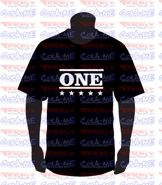 Imagens T-shirt - One