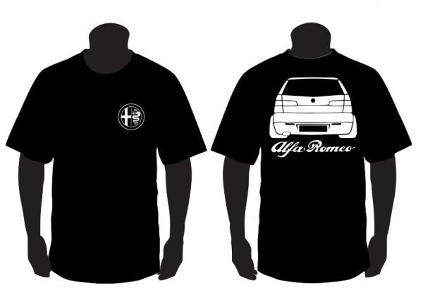 Imagens T-shirt para Alfa Romeo 145