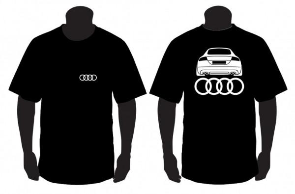 Imagens T-shirt para Audi TT
