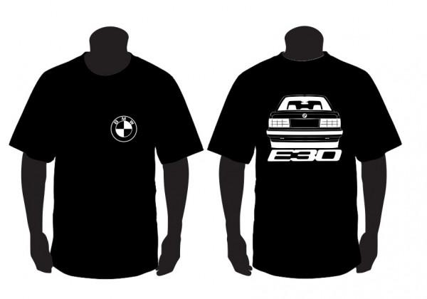 Imagens T-shirt para BMW E30 ( Traseira)
