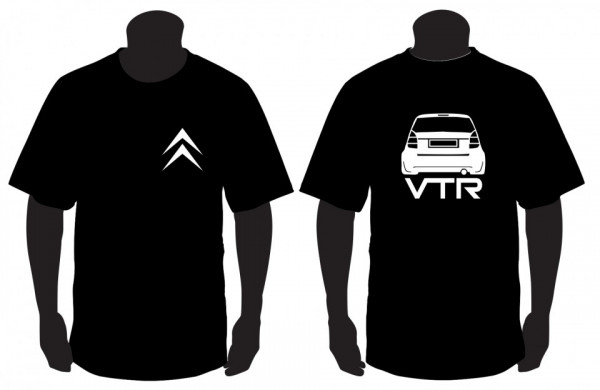 Imagens T-shirt  para Citroen C2 VTR