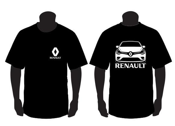 Imagens T-shirt para Renault Clio 4