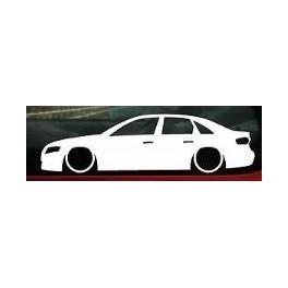 Autocolante - Audi A4 B8