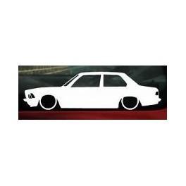 Autocolante - BMW E21 Coupe