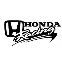 Autocolante - Honda Racing