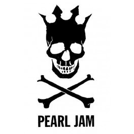 Autocolante Música - Pearl Jam 2