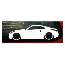 Autocolante - Nissan 350Z