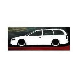 Autocolante - Opel Omega B Carrinha