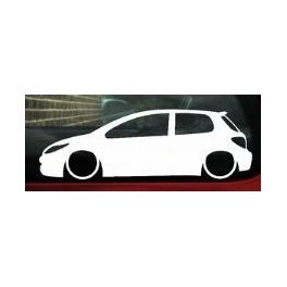 Autocolante - Peugeot 307